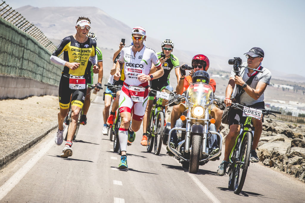 Ironman Lanzarote Alessandro Degasperi Jesse Thomas Club La Santa