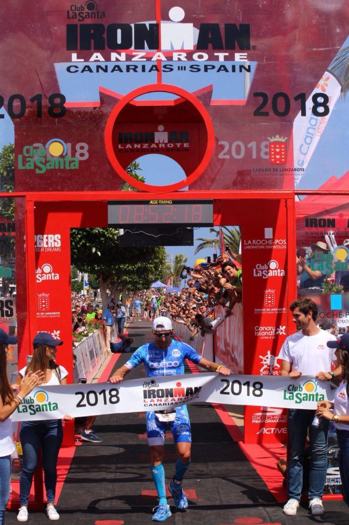 Ironman | Lanzarote | Club La Santa | El Mas Duro | Alessandro Degasperi | HardSkin | Ironman Lanzarote