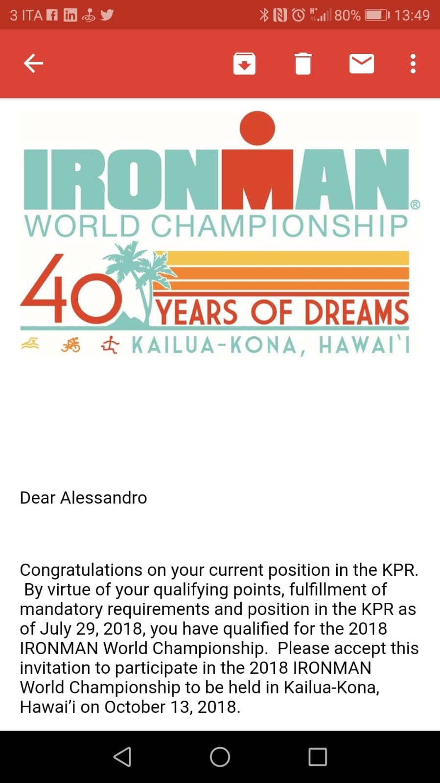 Alessandro_Degasperi | Ironman_World Championship | Kailua_Kona